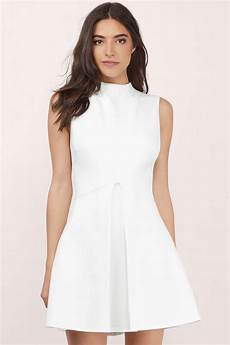 white day dress white dress pleated dress day