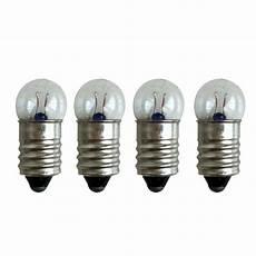 Small Dc Light Bulbs 2 5v 0 3a E10 Screw Base Lamp Small Indicator Light Bulb