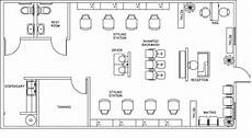 Salon Layouts Beauty Salon Floor Plan Design Layout 1160 Square Foot