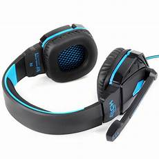 Gaming Headphones With Lights Led Light Multimedia Pro Pc Gaming Usb Game Headphones
