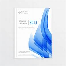 What Is A Cover Page For A Report Business Annual Report Cover Page Template In A4 Print