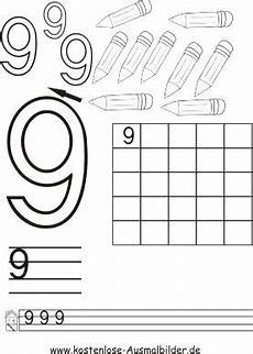 Ausmalbilder Vorschule Zahlen Zahlen Schreiben 252 Ben Zahlen Schreiben 252 Ben Ausmalen