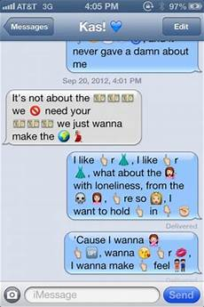 Cute Emoji Texts For Your Boyfriend Ex Boyfriend Quotes With Emojis Quotesgram