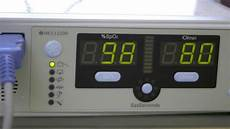 Oxygen Saturation Rate Chart What Is An Oxygen Level Chart Reference Com