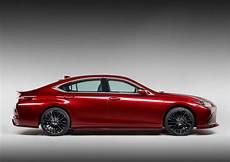 2019 Lexus Concept by 2019 Lexus Es Custom Concept Has A Wine Cellar In Its