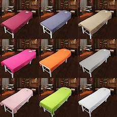 elastic bed table cover salon spa