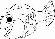 Malvorlagen Fisch Kostenlos Simple Fish Coloring Pages And Print For Free