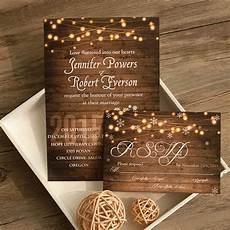 Rustic Country Wedding Invitations Winter Wedding Invitations Online At Elegant Wedding Invites
