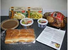 Safeway $39.99 Turkey Dinner Review   Master the Art of Saving