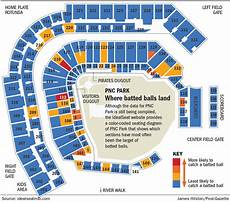Pittsburgh Pirates Virtual Seating Chart Pnc Park Seat Numbers Brokeasshome Com