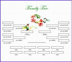 Free Family Tree Template Word Doc 12 Excel Template Family Tree Exceltemplates