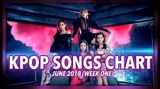 2018 Pop Charts K Pop Songs Chart July 2018 Week 1 Youtube