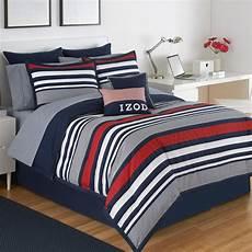 varsity stripe by izod bedding beddingsuperstore