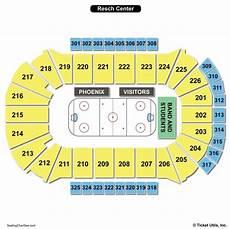 Resch Center Concert Seating Chart Resch Center Seating Chart Seating Charts Amp Tickets