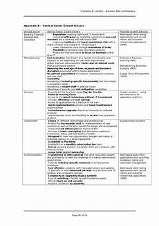 New Business Outline 20 Business Plan Templates New Business Plan Templates