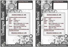 download undangan reuni doc download undangan gratis desain undangan pernikahan