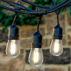 Brightech Lights Brightech Ambience Pro Led 15 Light 48 Ft Globe String
