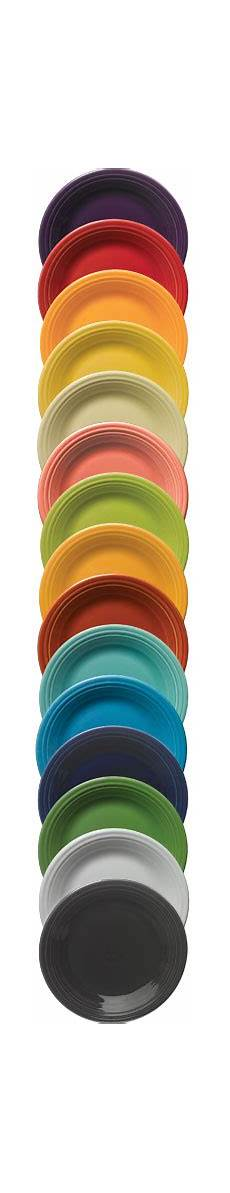 Fiesta Dishes Color Chart Fiesta 174 Color Chart