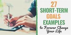 Short Term Work Goals 27 Short Term Goals Examples To Help You Succeed Today