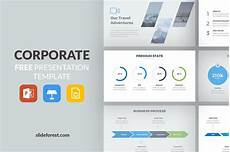 Office Presentation Templates Free Download Corporate Free Presentation Template Presentations On