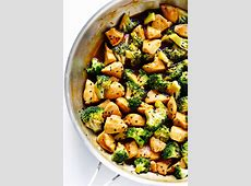 12 Minute Chicken and Broccoli   Gimme Some Oven