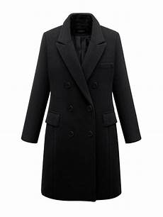 trench coats for tire wodstyle llc winter womens plus size wool lapel