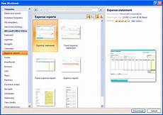 How To Download Templates From Microsoft Office Online Microsoft Excel 2007 Templates