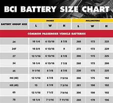 12v Car Battery Size Chart Bci Battery Size Chart Advance Auto Parts