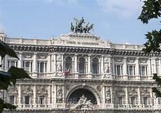 corte suprema italia palacio de roma corte di cassazione foto de archivo