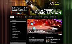 Radio Station Template Online Radio Joomla Website Templates Amp Themes Free