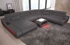 Couch Led Lights Luxury Sectional Sofa Concept Xl Design Couch Big Led
