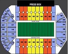 Many Rows Kinnick Stadium Seating Chart Iowa Hawkeyes Tickets October 26 2013 At 5 00 Pm