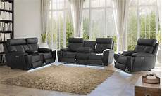 marco power reclining 3 transformer sofa set the