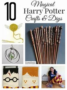 10 magical harry potter crafts