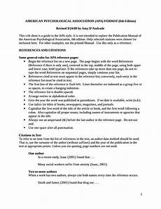 Apa Essay Format Template 40 Apa Format Style Templates In Word Amp Pdf