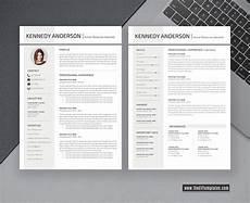 Word Resume Templates 2020 2020 Modern Cv Template For Ms Word Curriculum Vitae