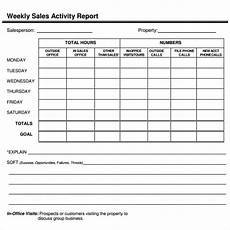 Sales Reports Excel 6 Free Sales Report Templates Excel Pdf Formats