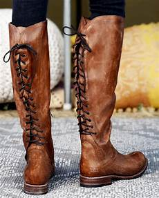bed stu s caramel surrey lace boots toe