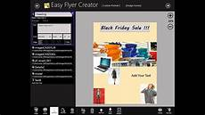 Business Flyer Creator Make A Business Flyer With Easy Flyer Creator 4 0 On
