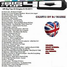 Chart Top 40 Promo Disc Dvd Uks Big Top Chart 36 Of The Current Top
