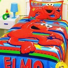 elmo bedding ebay