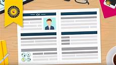 Cv Photo Tips How To Write A Powerful Cv Youtube