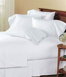 bombay dyeing white plain cotton king size bed sheet with