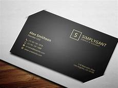 Examples Of Calling Card Luxurious Gold Business Card Example 1024x768
