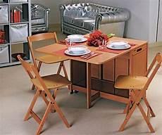 tavolo con sedie a scomparsa tavolo a scomparsa mimetizzarsi con stile