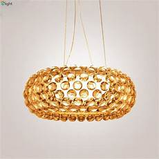 Acrylic Ball Pendant Light Modern Lustre Acrylic Ball Led Pendant Lights Dining Room