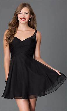 black clothes sweetheart open back dress promgirl