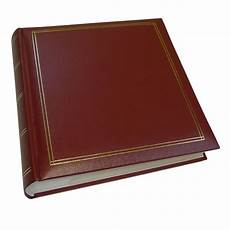 Red Photo Albums Walther Monza Red 6x4 Slip In Photo Album 200 Photos