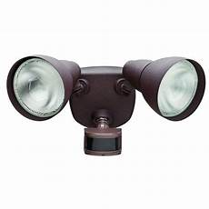 Defiant Lighting Defiant 270 176 Rust Motion Outdoor Security Light Df 5718 Rs