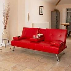details about wido faux leather sofa bed modern 3